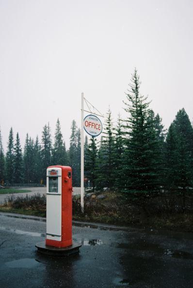 Steven - Banff N.P., Ektar 100
