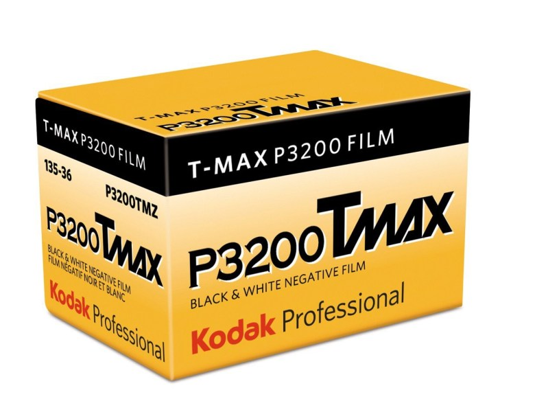 T-MAX P3200: Back from the Dead
