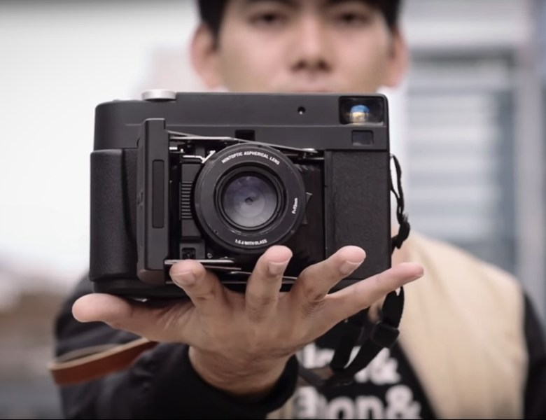 Interview: MiNT Camera – Instantkon RF70 & Rollei Kickstarter