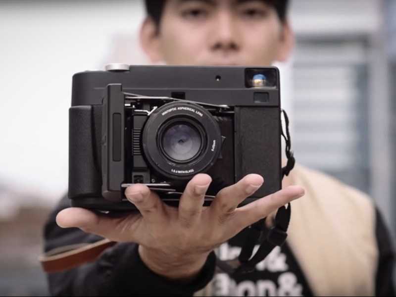 Interview: MiNT Camera – Instantkon RF70 & Rollei Kickstarter
