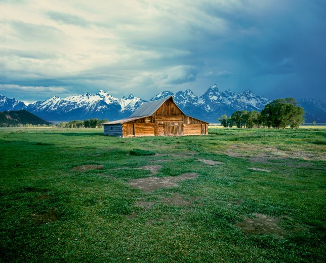 Velvia 100 - © Bill Manning