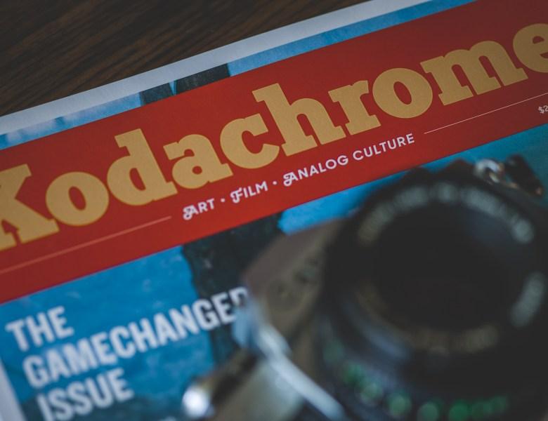'Kodachrome' Magazine Desktop Wallpaper