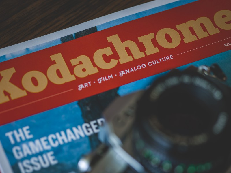 'Kodachrome' Magazine Desktop Wallpaper