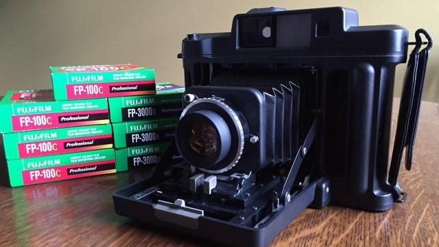 Fujifilm FP-1