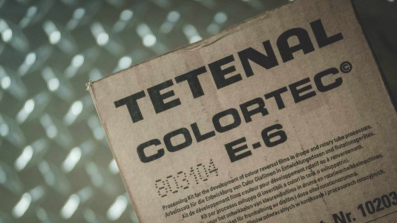 Tetenal-E6-Box