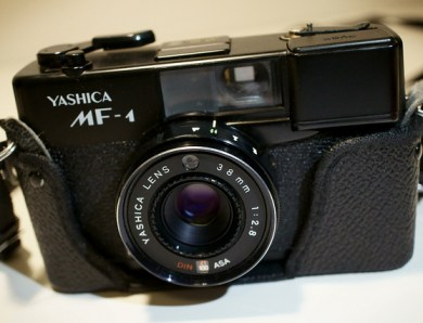 Yashica: A Belated April Fools joke?