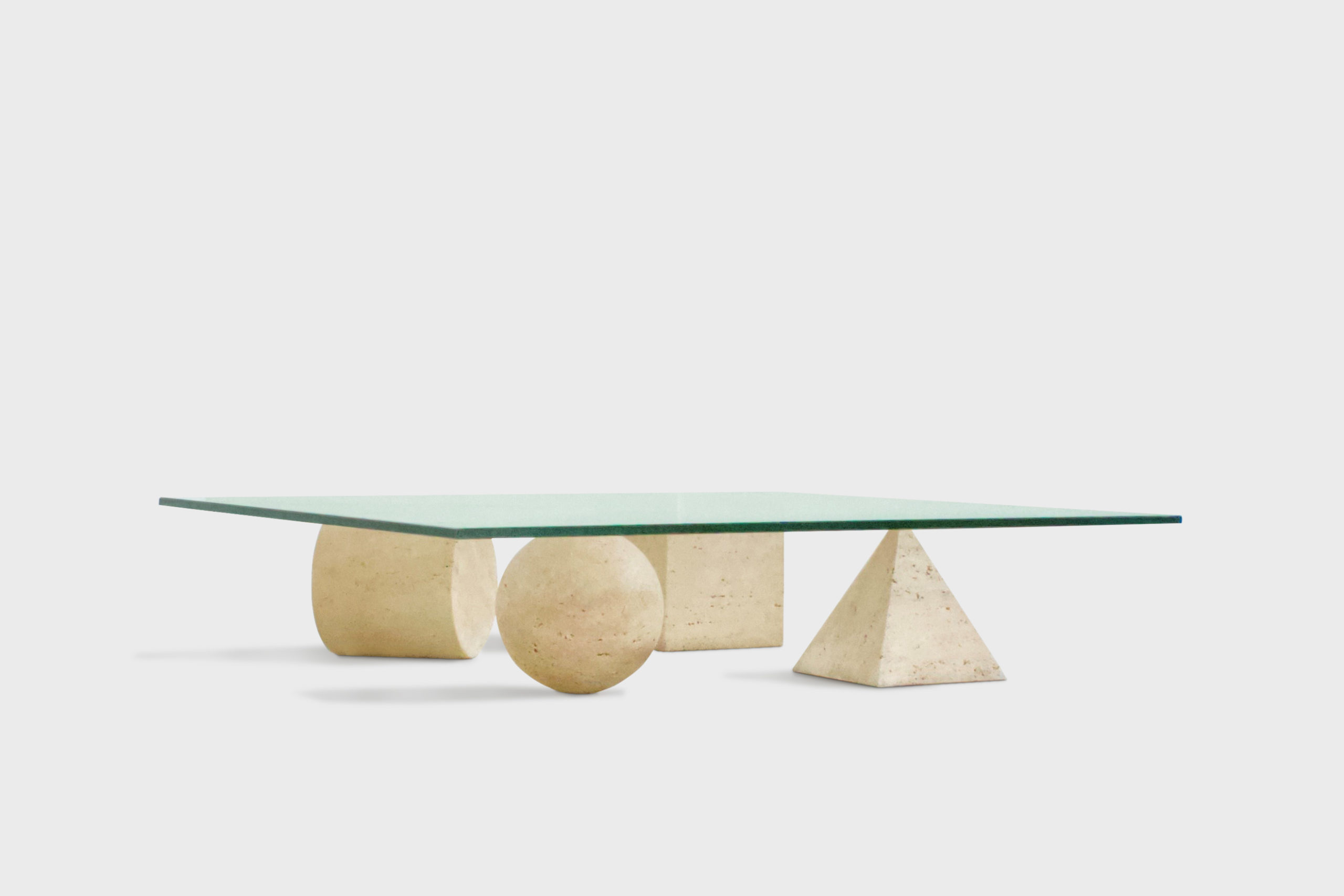 metaphora coffee table by massimo and