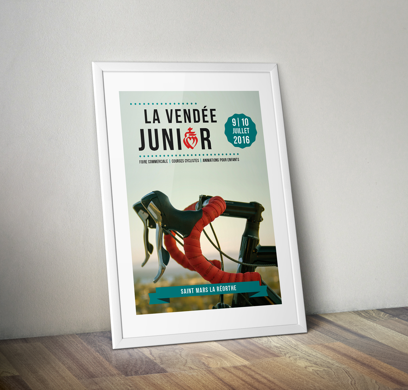La Vendée Junior affiche
