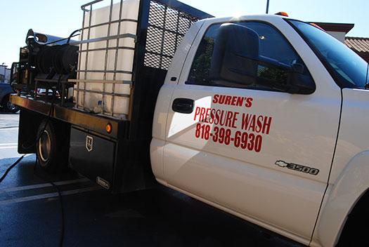 Suren's High Pressure Steam Wash
