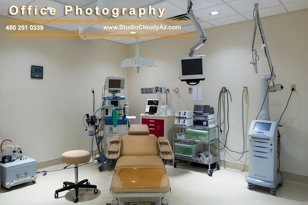 Scottsdale Arizona Medical Building Office Photography