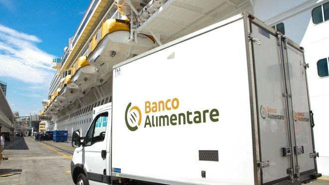 Costa Crociere Fondazione Banco Alimentare ONLUS