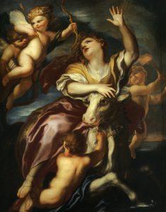 Domenico Piola mostra Palazzo Nicolosio Lomellino Rolli Days