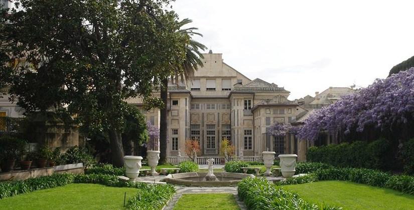 Palazzo Lomellino_Giardino Segreto Incontriamoci in giardino