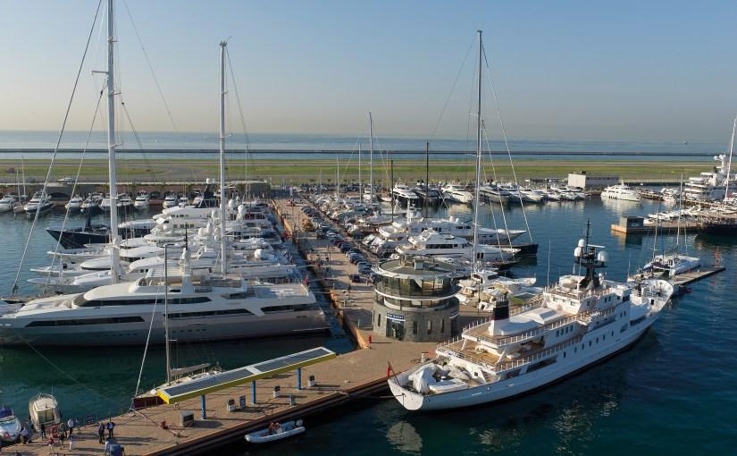 Marina Genova Liguria For Yachting Cannes Yachting Festival