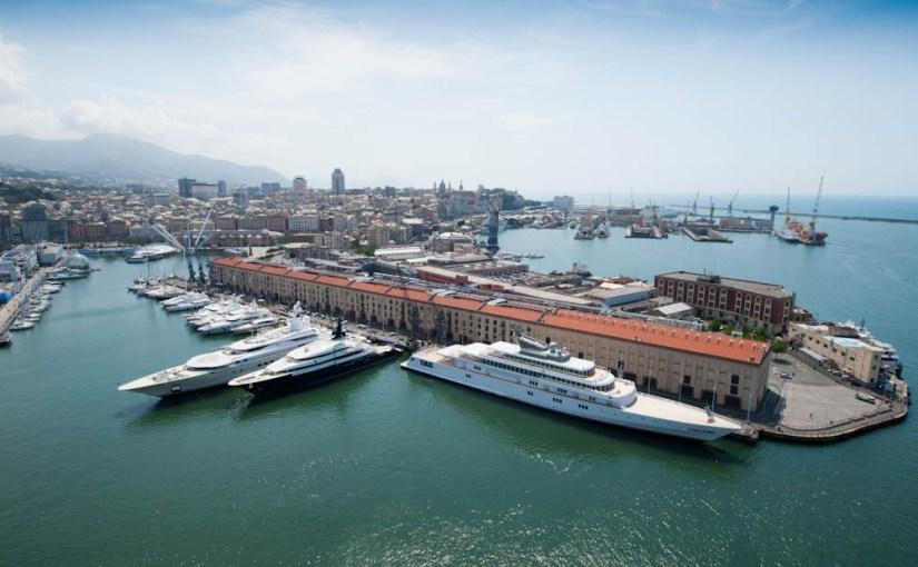 Genova For Yachting: la Nautica Professionale sia motore di sviluppo della città