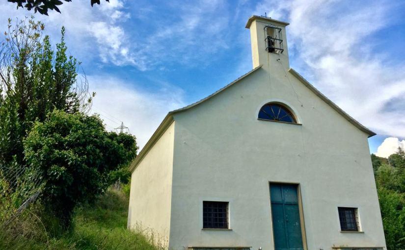 FAI Giovani Genova: domenica 14 ottobre Giornata FAI d'Autunno: itinerario storico-artistico a San Cipriano di Serra Riccò