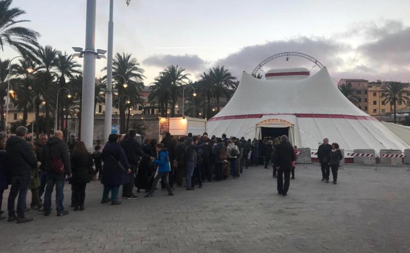 CIRCUMNAVIGANDO FESTIVAL | con oltre 7.000 presenze e un Capodanno da tutto esaurito si è chiusa domenica a Genova la XVIII edizione