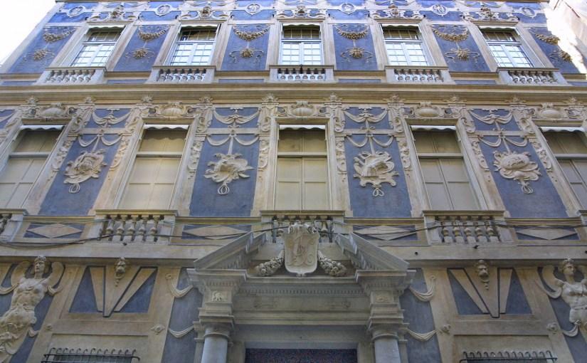 Palazzo Lomellino volume per 15 anni di apertura