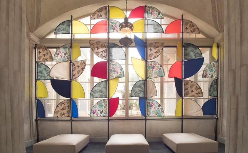 Palazzo Lomellino_Mostra Strozzi_Installazione SLAM