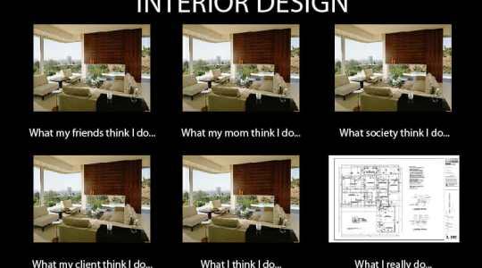 Que fait un designer d'intérieur
