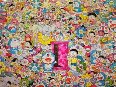 Doraemon, vu par Takeshi Murakami