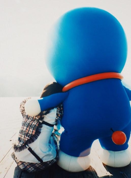 Doraemon, vu par Mika Ninagawa
