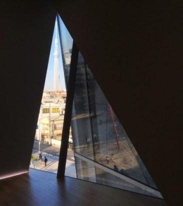 Perspective sur la Skytree