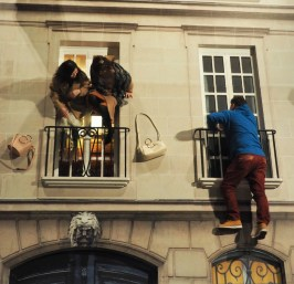 Building, Leandro Erlich - Situations incongrues