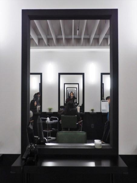 Hair Salon, Leandro Erlich