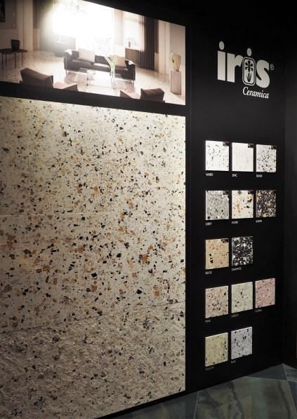 Iris Ceramica : Terrazzo en trois finitions