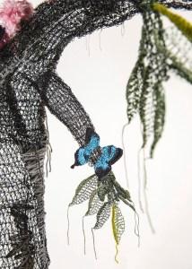 Ulysses Butterfly - Wire & Fiber