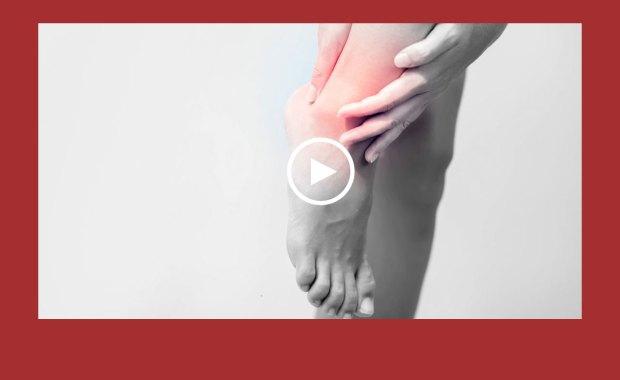 Dolori alla caviglia