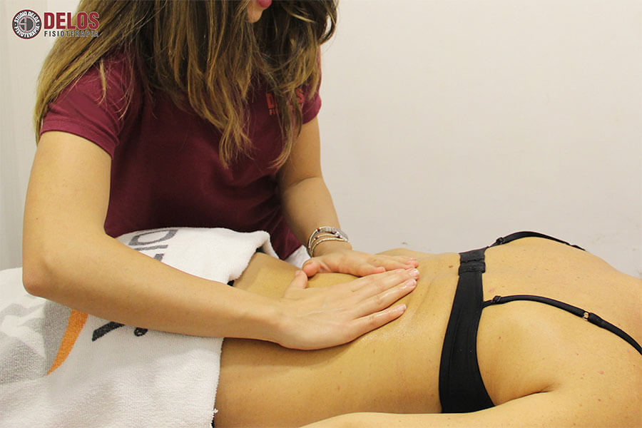 Il Massaggio Decontratturante