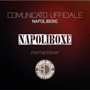 Studio Delos fisioterapia partnership Napoli boxe