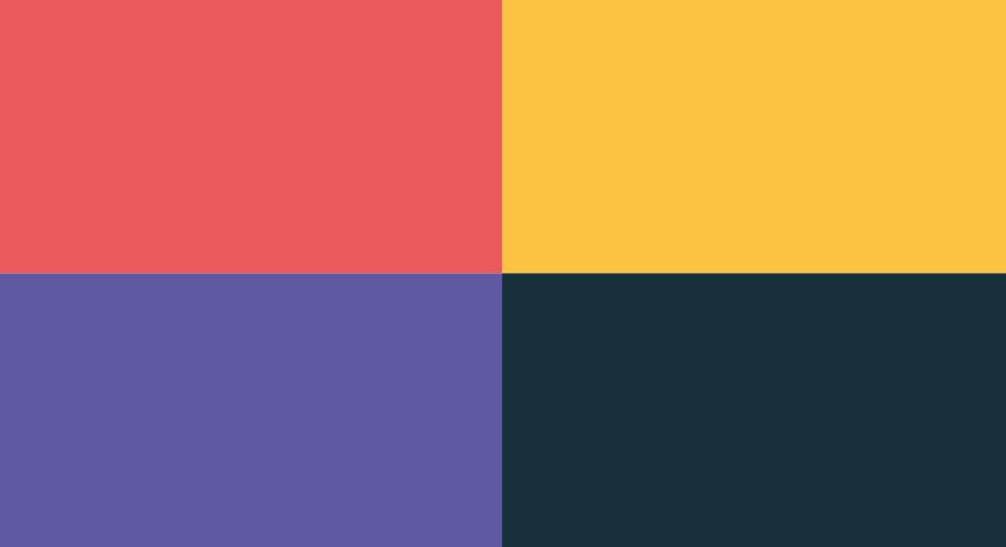 creative futures colour palette