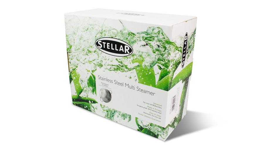 stellar saucepan packaging
