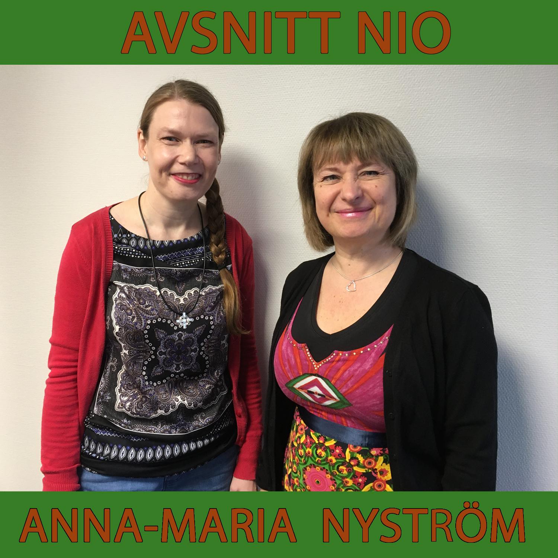Körsångspodden avsnitt 9: Anna-Maria Nyström