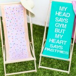 Diy Sling Beach Chair Makeovers Studio Diy