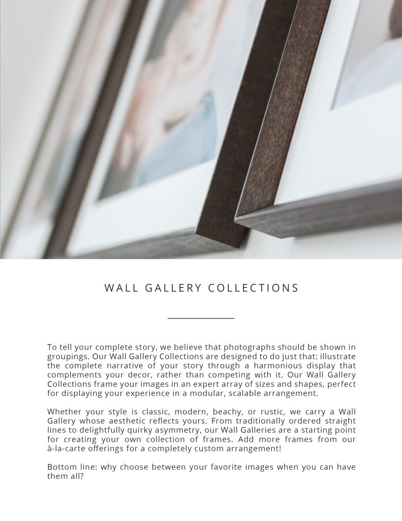 Wall Gallery Collections copy