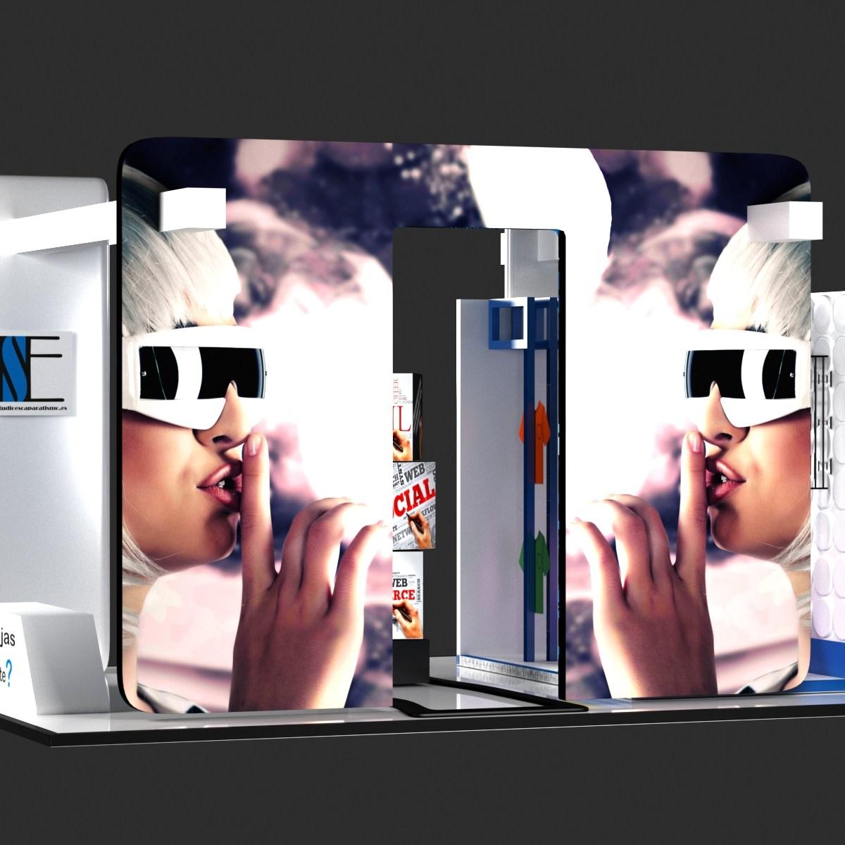 La tienda del futuro by Studio Escaparatismo