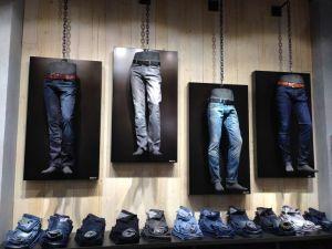 vaqueros visual merchandising 9