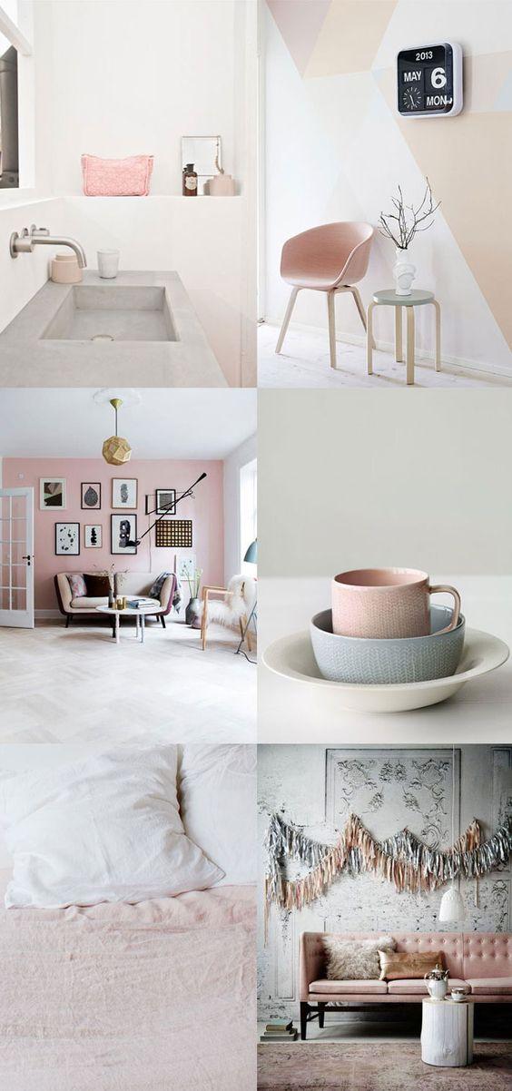 decoración de interiores en primavera 2016