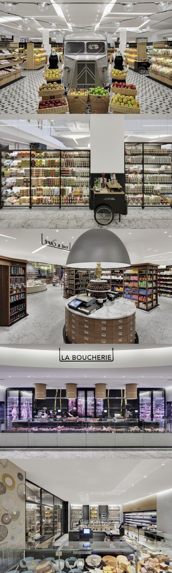 Supermercados con un gran componente en marketing visual