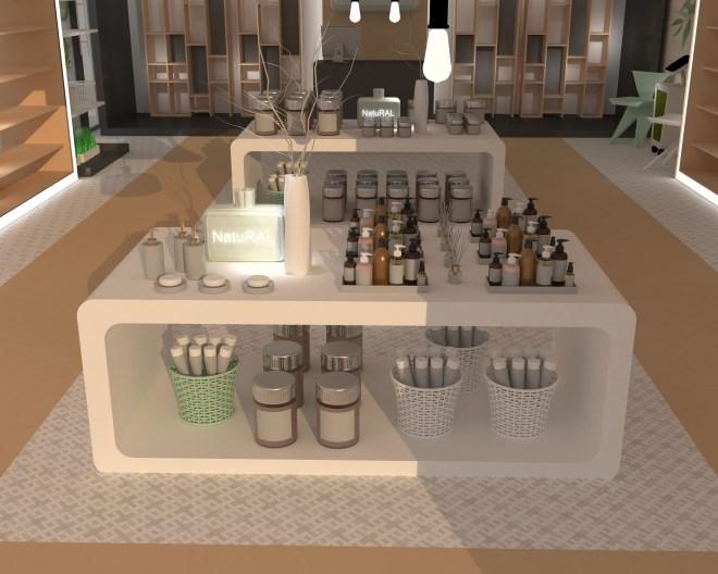 Diseño de establecimientos - Diseño de farmacias
