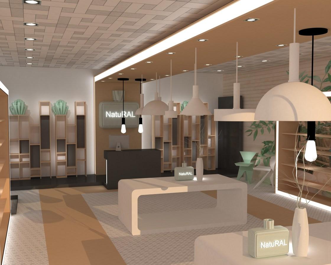 Mobiliario para tiendas - Escaparatismo y merchandising