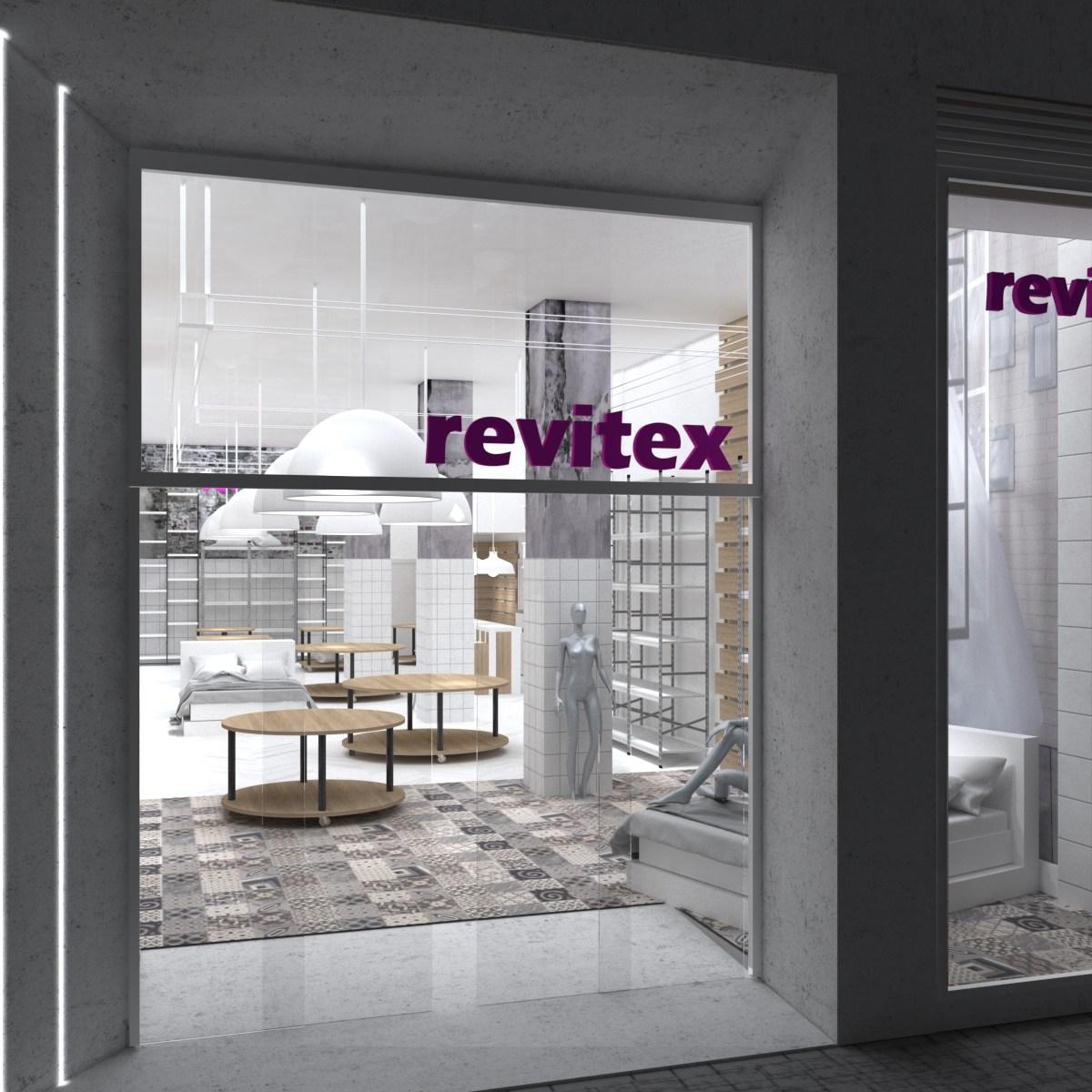 Diseño de fachada retail on-off