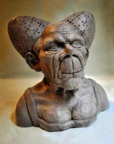Grotesque heads I LR
