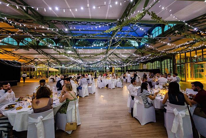 photo château des pères soirée mariage
