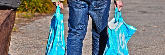 borse di plastica