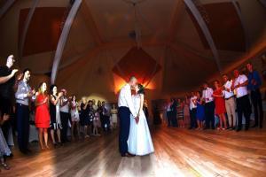 Pierwszy taniec Aleksandry i Bartosza